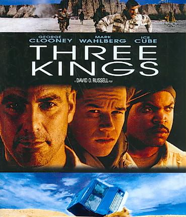 THREE KINGS BY CLOONEY,GEORGE (Blu-Ray)